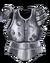 Tin Practice Breastplate