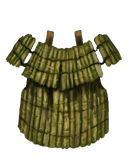 Weaved Bamboo Chest