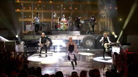No Doubt - Settle Down (Teen Choice Awards 2012) HD-0
