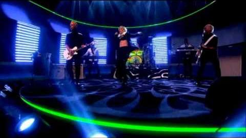 No Doubt - Settle Down (Live Jonathan Ross Show)