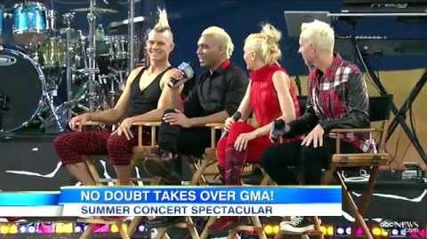 No Doubt - GMA Interview