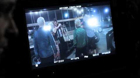 "Webisode 4 Making The ""Settle Down"" Music Video (Pt"