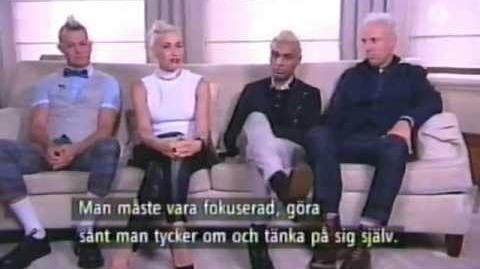 2012 09 30.No Doubt interview intervju