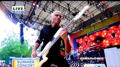 "No Doubt - ""It's My Life"" (Good Morning America, July 27, 2012)"