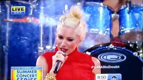 "No Doubt - ""Underneath It All"" (Good Morning America, July 27, 2012)"
