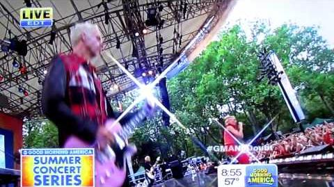 "No Doubt - ""Spiderwebs"" (Good Morning America, July 27, 2012)"