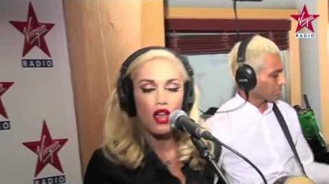 No Doubt - Settle Down (Virgin Radio, 24.09.2012)