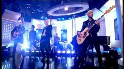 No Doubt - Settle Down acoustic (ITV1 This Morning, 2012)