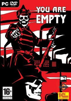 You are empty cover