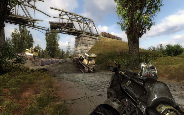 Image result for S.T.A.L.K.E.R.: Shadow Of Chernobyl