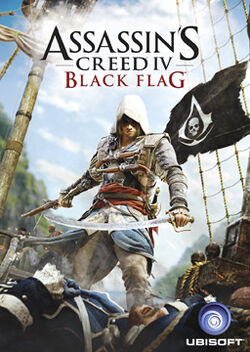 Assassin's Creed IV - Black Flag cover