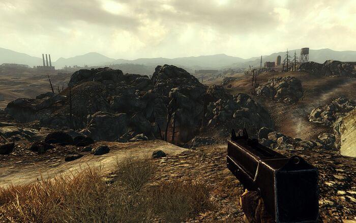 Fallout- New Vegas No Hud