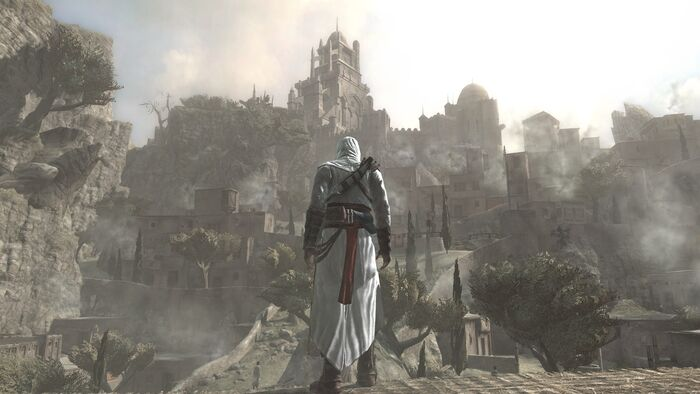 Assassin`s Creed No Hud