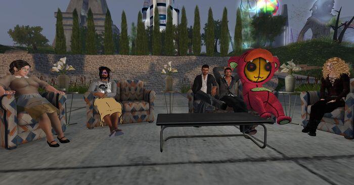 Second Life No Hud