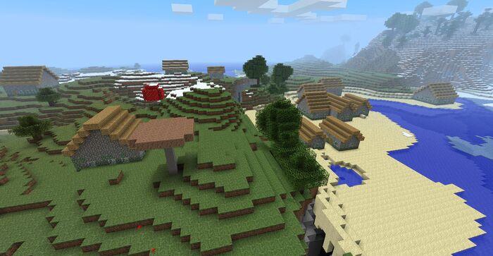 Minecraft No Hud
