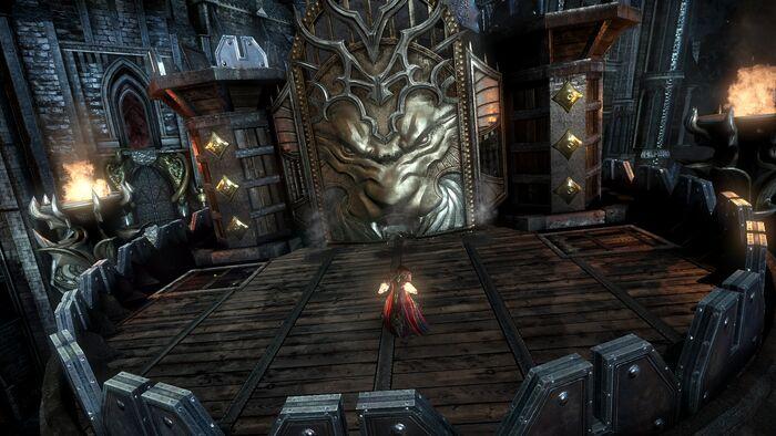 Castlevania- Lords of Shadow 2 No Hud