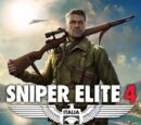 Sniper Elite 4 No Hud
