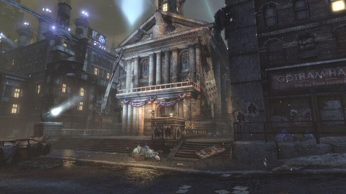 Batman- Arkham City No Hud