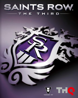 Saints Row The Third cover