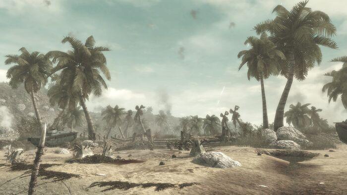 Call of Duty World at War No Hud