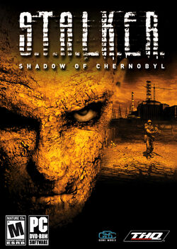 STALKER Shadow of Chernobyl cover
