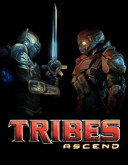 Tribes Ascend cover