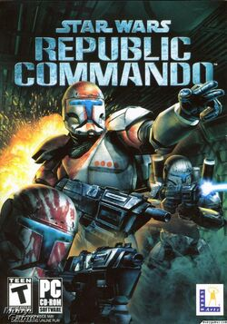 Republic Commando cover