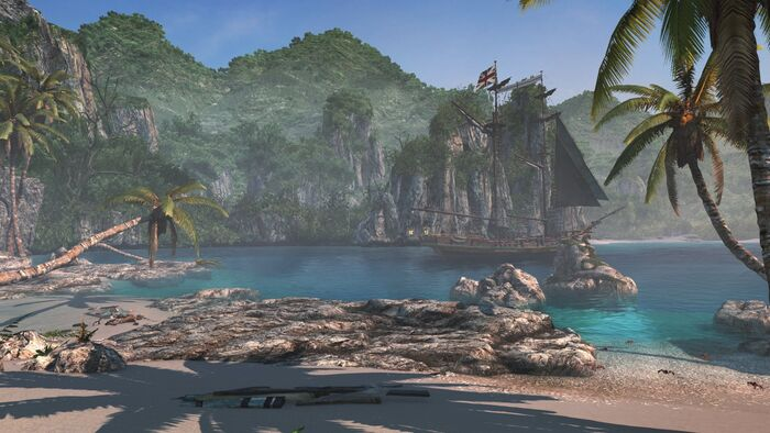 Assassin's Creed IV Black Flag No Hud