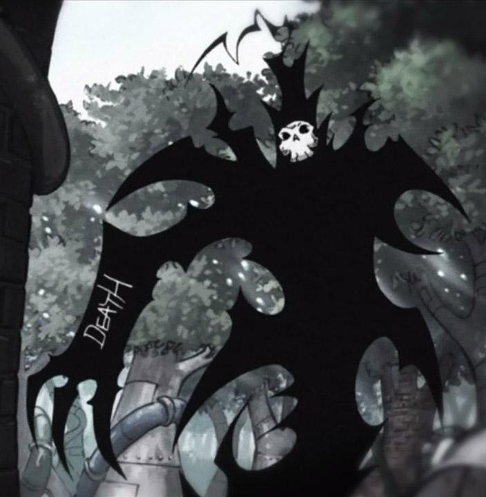 Shinigami Sama Soul Eater Noir Ange Wiki Fandom Powered By Wikia