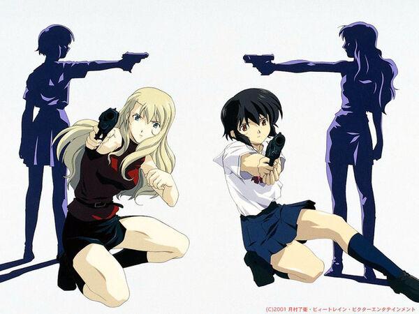 NOIR Image #1077 - Zerochan Anime Image Board