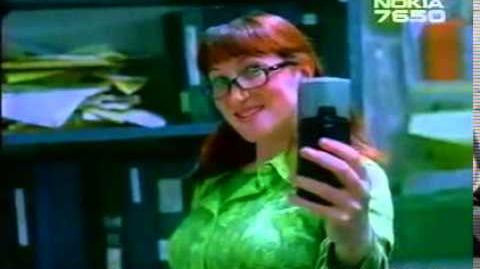 Реклама Nokia 7650 2002
