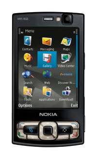 Image result for Nokia N95 (2007)
