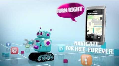 Nokia N8 - reklama