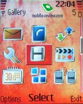 Series 40 menu - 01