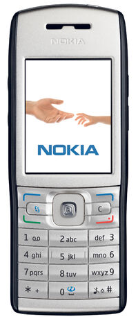 Nokia E50-1