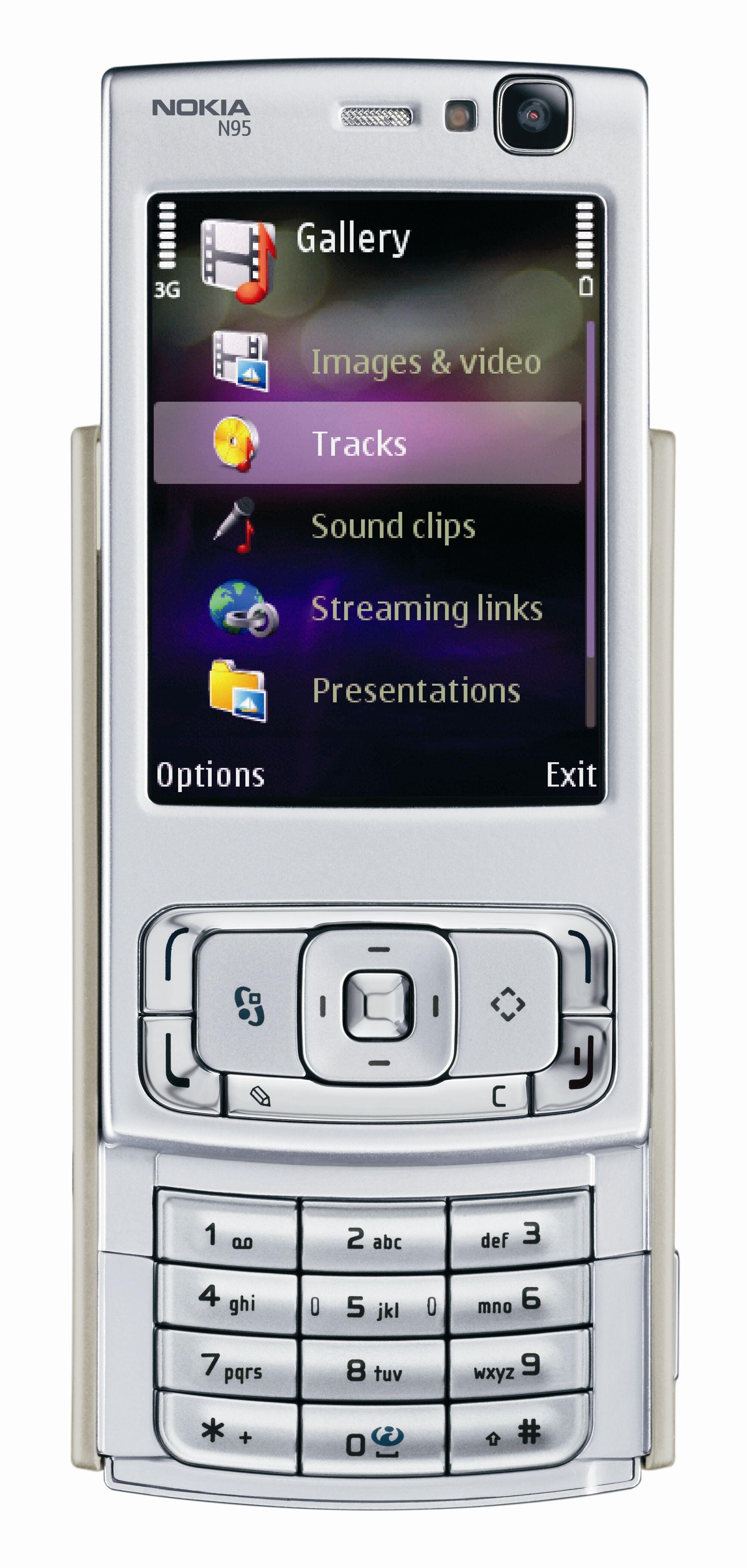 Nokia N95-1 | Nokia Wiki | FANDOM powered by Wikia