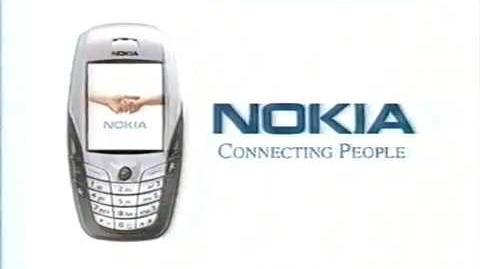 Реклама телефона Nokia 6600