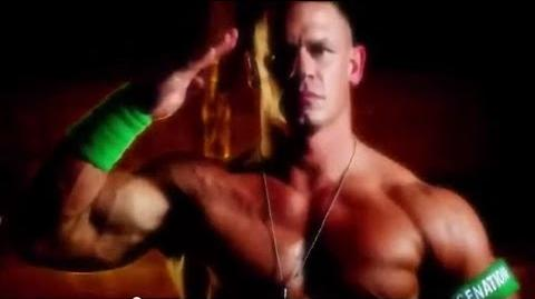 John Cena's 2014 Theme Song - The Time is Now (You Can't See Me)