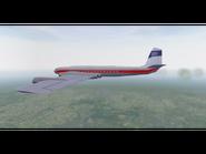 UNITY airplane