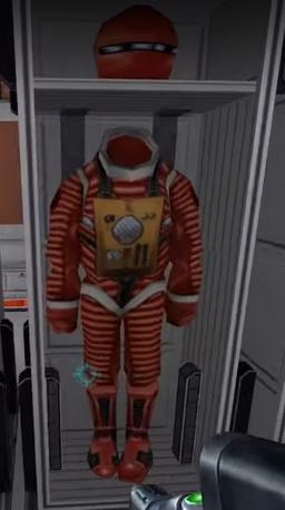 ContractJACK SpaceSuit
