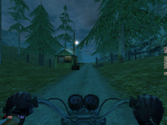 Mbike driving