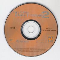 NOLF2 CD2