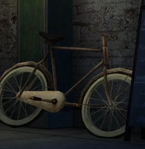 NOLF2 Bicycle