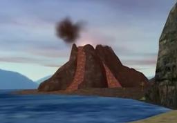 NOLF1 Volcano