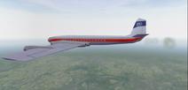 NOLF1 airplane