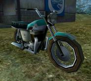 Mbike model
