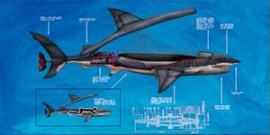 NOLF2 SharkBlueprints