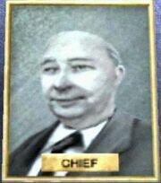 Mr.Jones portret