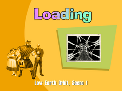 Low Earth Orbit Title