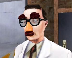 NOLF1 FunnyGlasses